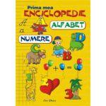 Prima mea enciclopedia - Alfabet si Numere