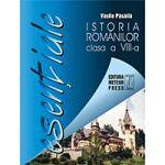 Istoria romanilor clasa a VIII-a