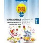 Matematica. Culegere de exercitii,probleme si teste. Clasa a II-a (Mate 2009-2010)