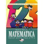 Matematica. Manual pentru clasa a IV-a - Chiran