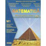 Matematica. Manual M1 Cl. a XI-a