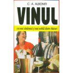 Vinul - cea mai sanatoasa si mai nobila dintre bauturi