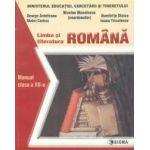 Limba si literatura romana. Manual cl. a XII-a