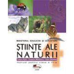 Stiinte ale naturii. Manual pentru clasa a IV-a - Pitila