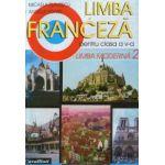 Limba franceza L2. Manual pentru clasa a V-a.