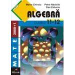 Algebra Clasele XII  Algebra. Clasele XI-XII