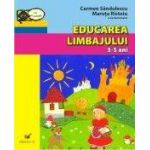 Educarea limbajului, Activitati matematice, Cunoasterea mediului - Set gradinita 3-5 ani