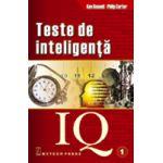 Teste de inteligenta IQ - volumul I
