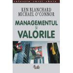 Managementul şi valorile