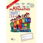 Activitati matematice - grupa mare pregatitoare 5-6 ani