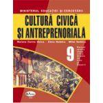 Cultura civica si antreprenoriala. Manual clasa a IX-a