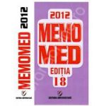 Memomed 2012 - Memorator de farmacologie si ghid farmacoterapic