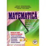 Matematica clasa a IX-a. Algebra, geometrie, trigonometrie (Sinteze de teorie exercitii si probleme)
