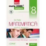 MATEMATICA. ARITMETICA, ALGEBRA, GEOMETRIE. CLASA A VIII-A. PARTEA I - INITIERE