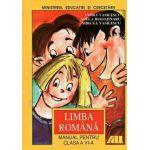 LIMBA ROMÂNA. MANUAL PENTRU CLASA A VI-A