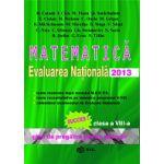 Evaluarea nationala 2013. Matematica