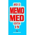Memomed 2013- Memorator de farmacologie. Editia a 19-a - 2 volume