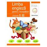 Limba engleza pentru incepatori - cl. I-II