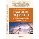 Matematica, evaluare nationala 2014