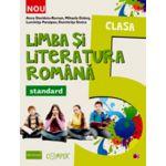Limba si literatura romana, clasa a V-a. Standard - Colectia Foarte Bine!