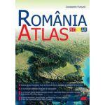 România - Atlas şcolar