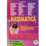 Matematică Bacalaureat M-tehnologic M-Ştiinţele naturii