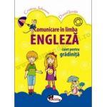 Comunicare în limba engleză. Caiet pentru grădiniţă
