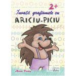 Învaţă grafismele cu Ariciu-Piciu, 2+ ani