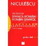 Dicţionar român-spaniol/spaniol-român pentru toţi (50. 000 de cuvinte şi expresii)