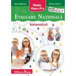 Evaluare Nationala - Matematica cls. a IV-a