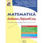 Clasa a VII-a - Matematica - Evaluare Nationala 2015