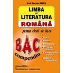Limba si literatura romana - BAC • compendiu