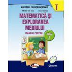 Matematica si explorarea mediului. Manual pentru clasa I, partea I+partea a II-a(contine editie digitala)