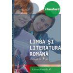 LIMBA SI LITERATURA ROMANA - STANDARD. CLASA A V-A (Foarte Bine)