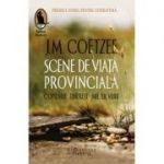 Scene de viata provinciala-J. M. Coetzee