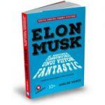 Elon Musk pentru tinerii cititori