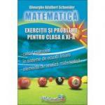 Matematica - exercitii si probleme pentru clasa a XI - a