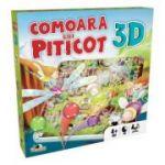 Joc Noriel Comoara lui Piticot 3D