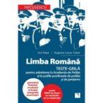Teste Grila de Limba Romana pentru Admiterea la Academia de Politie & Scolile Postliceale de Politie si Jandarmi
