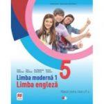 Limba moderna 1-Limba engleza-Manual pentru clasa V