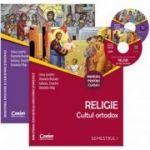 Religie(cultul ortodox)-Manual pentru clasa I