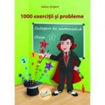 Culeger 1000 exercitii si probleme-Clasa I