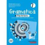 Gramatica-Fise de lucru pentru clasa VII