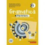 Gramatica-Fise de lucru pentru clasa VIII