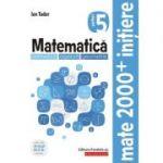 Mate 2000 Initiere(ed. 2020)-Caiet de lucru pentru clasa V