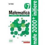 Mate 2000 Initiere(ed. 2020)-Caiet de lucru pentru clasa VII