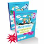 Matematica si explorarea mediului-Manual pentru clasa II