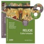 Religie Cultul ortodox manual pentru clasa a IV-a semestrul I si semestrul al II-lea (Contine editia digitala)