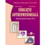 Educatie antreprenoriala-Manual pentru clasa X