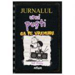 Jurnalul unui pusti 10 | Ca pe vremuri - Jeff Kinney